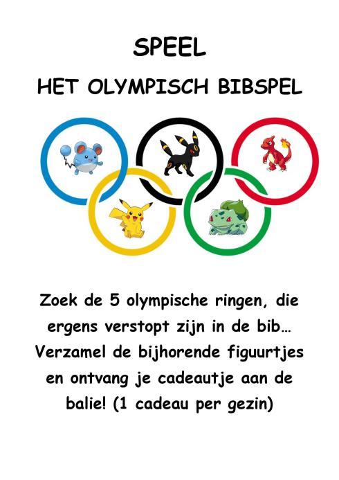 Het olympisch bibspel