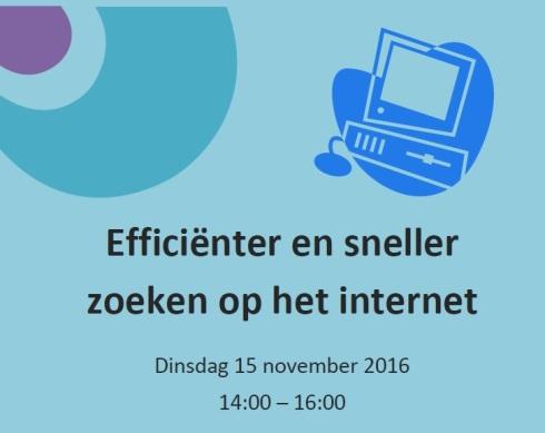 Efficiënter en sneller op het internet klein