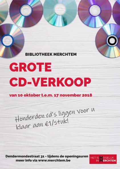 Bibliotheek CDverkoop3