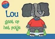 Lou gaat op het potje